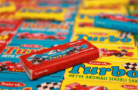 Блок жвачек Turbo - 100шт.