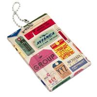 "Бирка на багаж ""Vintage tags"""