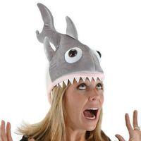 """Карнавальная шляпа """"Акула"""""""