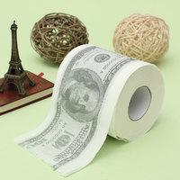 """Туалетная бумага """"$100"""""""