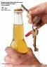 Открывашка в виде ключа