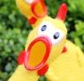 Сумасшедшая курица кричащая
