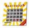 Магнитный календарь