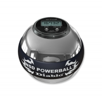 Тренажёр кистевой Powerball 350Hz Metal Pro Diablo