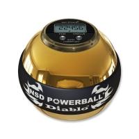"""Тренажёр кистевой Powerball 450Hz Metal Pro Diablo """"S"""""""