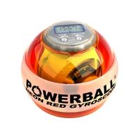 Тренажёр кистевой Powerball Neon Red Pro