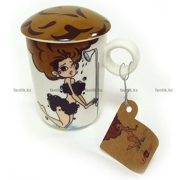 Рисунок чай в кружке