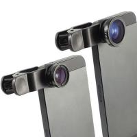Универсальный объектив FishEye для смартфонов